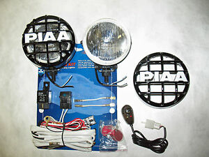Piaa 510 Off Road Driving Light Kit For Ford Escape Kuga Maverick Mazda Tribute