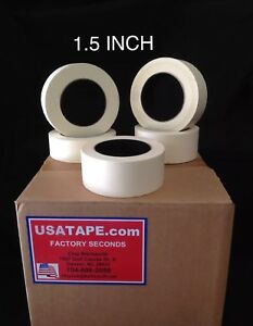 32 Rolls 1 1 2 X 60 Yrds General Purpose Masking Tape Painters Tape Usa Famous