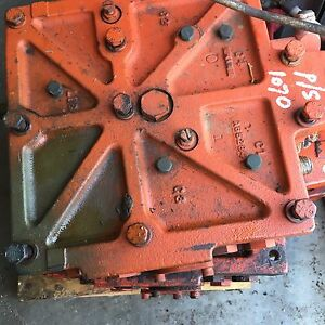 Case Tractor 1070 Power Shift Control Assembly Pn A65284