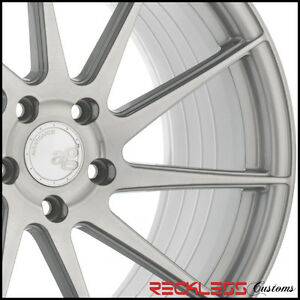 20 Avant Garde Ag M621 Silver Concave Wheels Rims Fits Lincoln Mks