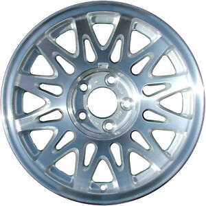 03364 Refinished Lincoln Town Car 1998 2002 16 Inch Wheel Rim
