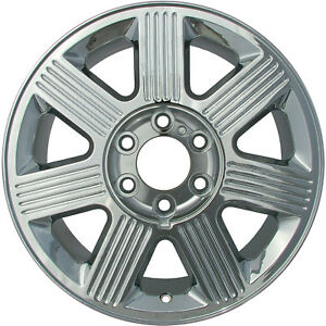 03519 Refinished Lincoln Mark Lt 2006 2009 18 Inch Wheel Rim Chrome Plated