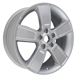 74618 Aluminum 18in Wheel Fits 2010 2011 Kia Soul Painted Silver