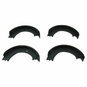Rear Parking Emergency Brake Shoe Set For Chevy Ford Dodge Brand New
