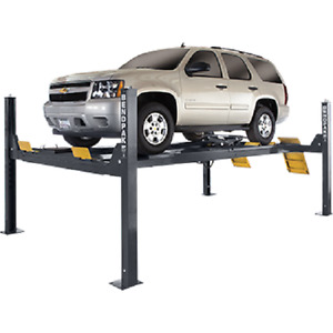 Bendpak Hds 14lsxe Four Post 14 000 Lb Limo Style Alignment Lift