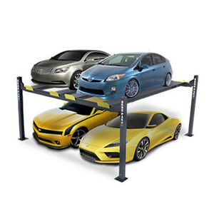 Bendpak Hd 9sw 4 Post 9 000 Lb Super Wide Car Lift