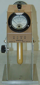 Eberline Ro 3d Geiger Counter