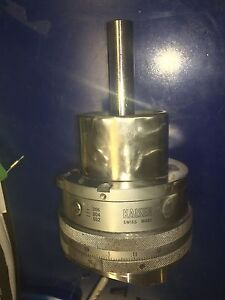 Kaiser Sip Auto Boring Facing Head For Sip Societe Genevoise Jig Bore rare