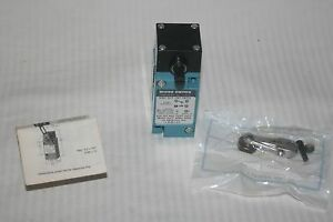 Micro Switch Honeywell Lsq037 Limit Switch Roller Lever Rotary Screw Mount