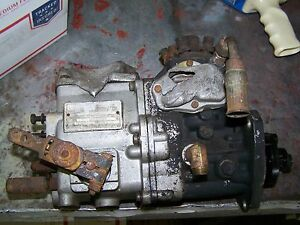 Allis Chalmers Diesel Fuel Injection Pump 4036809 For Parts