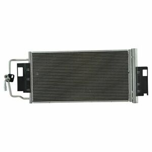 Ac Condenser A c Air Conditioning For Buick Chevy Gm V8 V6 New