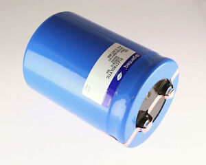 1x 1300uf 450v Large Can Electrolytic Capacitor 1300mfd 450 Volts Dc 1 300 Uf