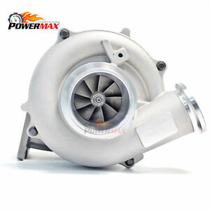 Tp38 60 80mm Wheel Turbocharger For 94 97 Ford Powerstroke 7 3l F250 F350