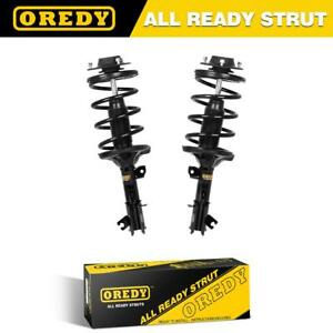 Oredy 2 Quick Complete Struts Coil Springs W Mounts For 01 06 Hyundai Santa Fe