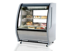 New 40 Refrigerated Bakery Display Nsf Deli Case Torrey Pro kold Ddc 40 ss 4930