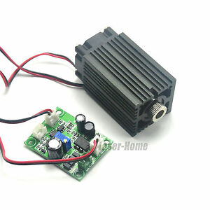 Focusable 980nm 200mw 12v Infrared Ir Laser Dot Diode Module Ttl