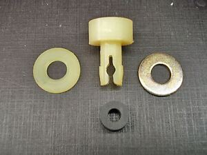Nos Door Lock Bushing Pawl Repair Kit Ford Falcon Fairlane Mercury Meteor Comet