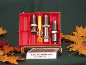 90505 Lee PaceSetter 3-Die Set 270 Winchester