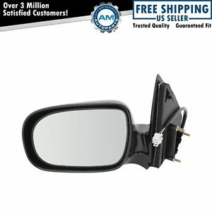 Power Heated Side View Mirror Folding Driver Left Lh For Chevy Olds Pontiac