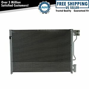 Ac Condenser A c Air Conditioning For Ford Mercury Lincoln 4 6l V8 New