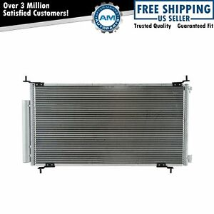 Ac Condenser A C Air Conditioning With Receiver Drier For Honda Cr V Element New