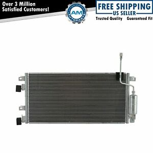 Ac Condenser A c Air Conditioning For 08 11 Ford Focus Manual Transmission Mt