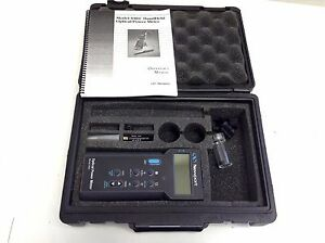 Newport Handheld Optical Power Meter Model 840 Case
