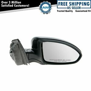 Side View Mirror Power Paint To Match Passenger Right Rh For 11 13 Chevy Cruz