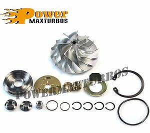 He351cw Turbo Rebuild Repair Kit Billet Wheel For 04 5 07 Dodge Ram 5 9l Holset