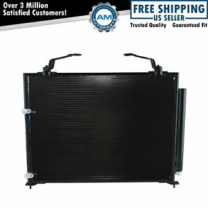 Ac Condenser A C Air Conditioning With Receiver Drier For 03 06 Honda Pilot New