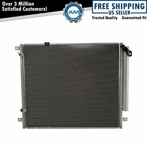 Ac Condenser A c Air Conditioning With Receiver Drier For Cadillac Srx Sts New