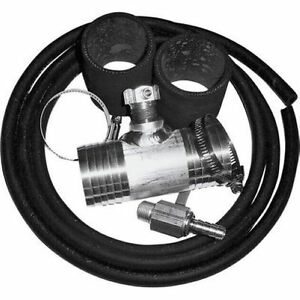 Rds 11025 Diesel Install Kit For Auxiliary Transfer Fuel Tanks For Chevrolet