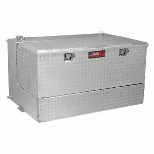 Rds 72367 95 Gallons Auxiliary Fuel Transfer Tank Toolbox Combination