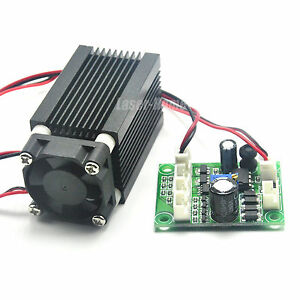 980nm 100mw 12v Ir Infrared Focusable Laser Line Diode Module W Ttl