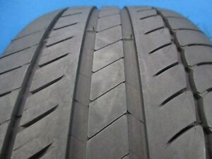 One Used Michelin Primacy Hp Zp 225 45 17 5 6 32 Tread Repair Free C1668