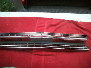 1964 Oldsmobile Jetstar Starfire Dynamic 88 Oem Front Grille One Week Take Off
