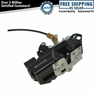 Oem 22862028 Door Lock Latch Actuator Cable Lh Left Driver Front For Gm Pickup