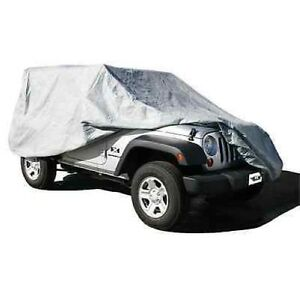 Rampage 1204 custom Fit Vehicle Cover For 2007 Jeep Wrangler Unlimited Jk