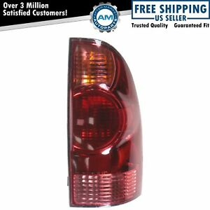 Tail Light Taillamp Right Rear Passenger Side Rh For 2005 2008 Toyota Tacoma