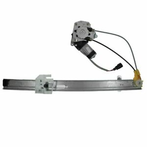 Rear Power Window Regulator With Motor Left Driver Lh Lr For 06 07 Jeep Liberty