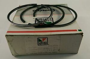 Lister Petter Piston Ring Set 0 020 Oversize For Ad1 Ad2 Engine 364710 Adc113b