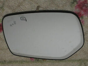Factory Oem 2011 2015 Subaru Heated Blind Spot Driver Side Rear View Mirror