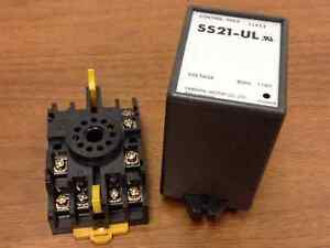 Oriental Motor Part ss21 ul Speed Control Pack With Base