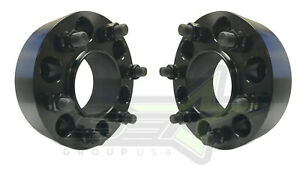 6x5 5 Hub Centric 1 5 Inch Wheel Spacers For Toyota 4runner Tacoma 6x139 7 38mm