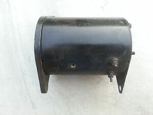 Ford Tractor Generator Housing And Fields 600 800