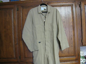 Stanco Nx4681 tn Coveralls Nomex Large Tan