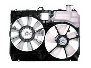 For Lexus Rx 330 04 05 06 Radiator A c Ac Cooling Fan With Control Module
