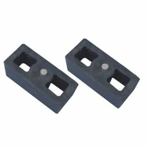 Rubicon Express Re1260 1 5 Lift Blocks Set Of 2 For 1984 2001 Jeep Xj Cherokee