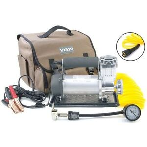 Viair 40043 400p Portable Compressor Kit For Up To 35 Tires 33 Duty