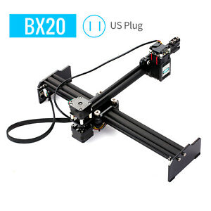 Neje Dk 8 kz 1000mw Diy Laser Engraver Cutter Engraving Carving Machine Printer